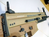 FN SCAR-L build by Vin Jung