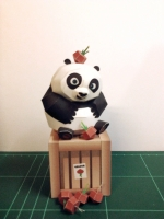 Baby Po build by Asiong Lim