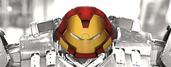 Hulkbuster Avenger 2 Paper Model - Head