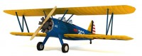 Boeing PT-17 Stearman - Army Trainer Plane Papercraft