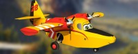 Dipper - Disney Planes Fire and Rescue Papercraft