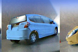 All New Honda Fit [Recolored]