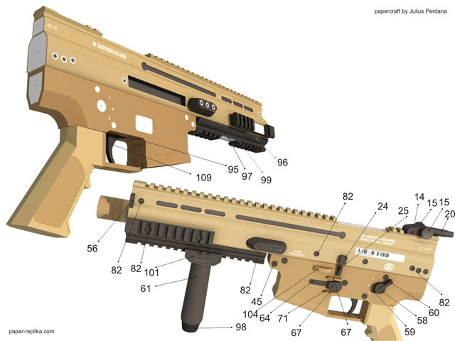 how to assembly - lower receiver
