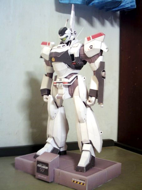 Built AV-98 Ingram 2 - Patlabor